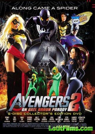 Скачать Avengers XXX 2: An Axel Braun Parody (2015) WEBRip-SD