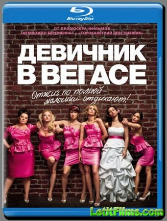 Скачать фильм Девичник в Вегасе / Bridesmaids (2011)