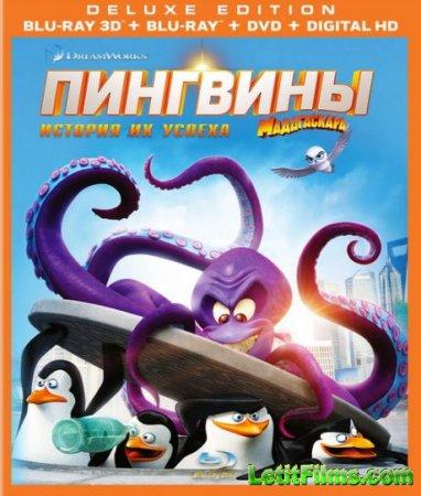 Скачать мультфильм Пингвины Мадагаскара (2014)