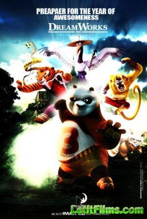 Скачать мультфильм Кунг-фу Панда 3 / Kung Fu Panda 3 [2016]