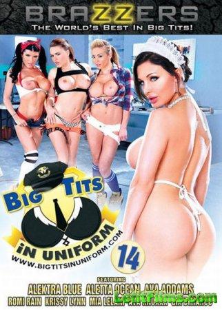 Скачать Big Tits In Uniform 14 / Большие сиськи в униформе 14 [2015]