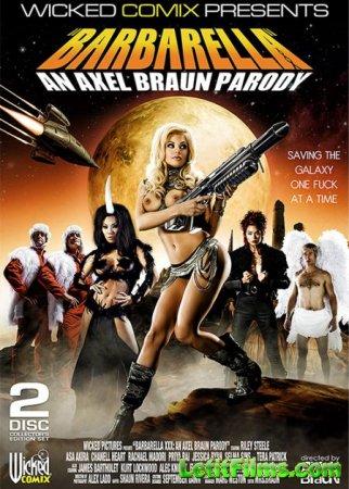 Скачать Barbarella XXX: An Axel Braun Parody  Барбарелла: XXX пародия [2015 ...