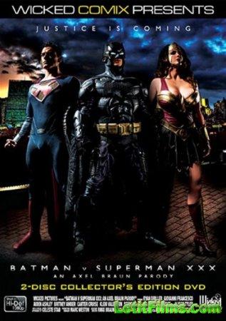 Скачать Batman V. Superman: XXX Parody / Бэтмен и Супермен: XXX пародия [20 ...