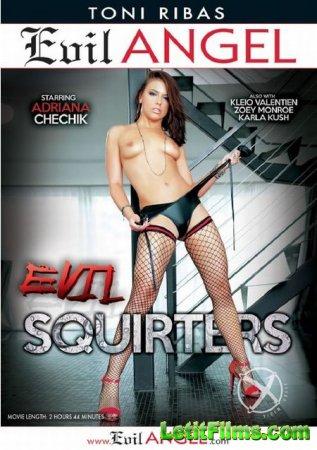 Скачать Evil Squirters / Порочные Сквирты (2015)