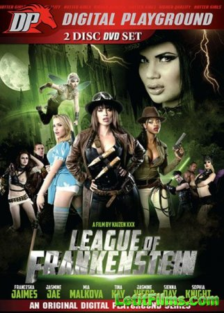 Скачать League Of Frankenstein (2015) WEBRip-SD