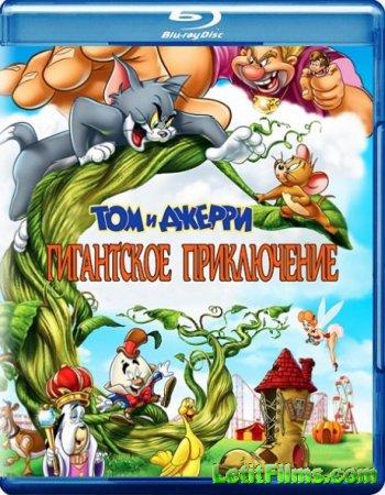 Скачать мультфильм Том и Джерри: Гигантское приключение (2013)