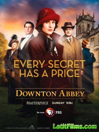 Скачать Аббатство Даунтон / Downton Abbey - 6 сезон (2015)