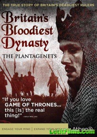 Скачать Кровавые династии Британии. Плантагенеты [2014]