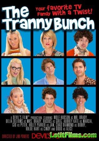 Скачать The Tranny Bunch / Транс Банда [2015] DVDRip