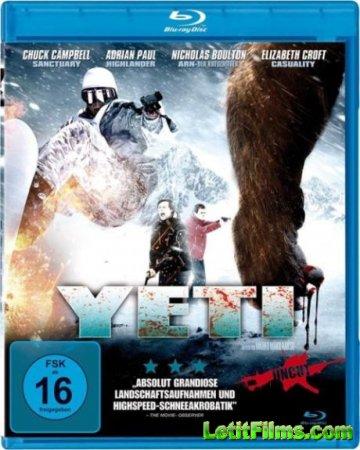 Скачать фильм Ужасный снежный человек / Смертельный спуск (2013)
