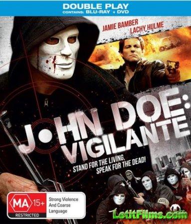 Скачать фильм Джон Доу. Мститель / John Doe: Vigilante (2014)