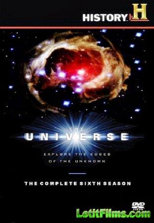 Скачать Вселенная [6-й сезон] / The Universe 6 (2011) BDRip