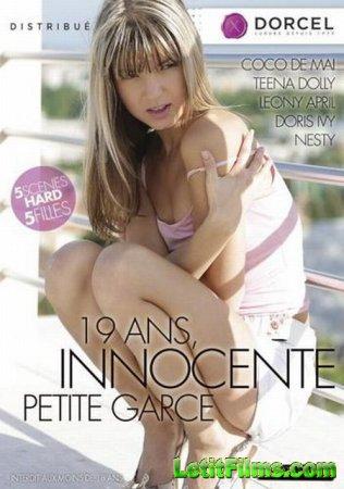 Скачать 19 Ans, Innocente Petite Garce / 19 летняя Невинная Мелкая Сука [20 ...