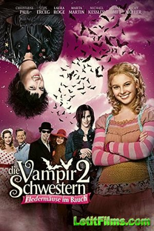 Скачать фильм Семейка вампиров 2 (2014)