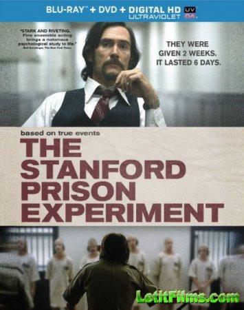 Скачать фильм Тюремный эксперимент в Стэнфорде (2015)
