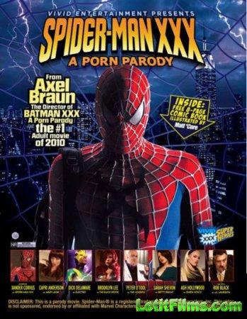 Скачать Spider-Man XXX. A Porn Parody / Человек-Паук. ХХХ Пародия [2011]