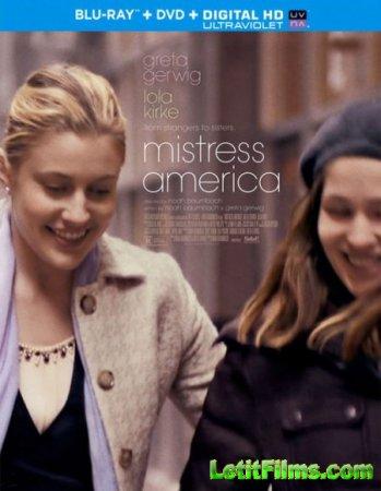 Скачать фильм Госпожа Америка (2015)