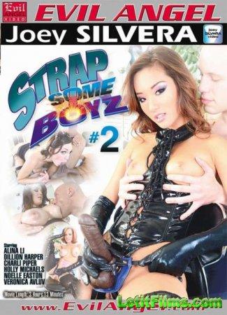 Скачать Strap Some Boyz 2 / Страпон Для Непослушных Парней 2 [2014]