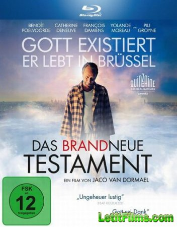 Скачать фильм Новейший завет (2015)