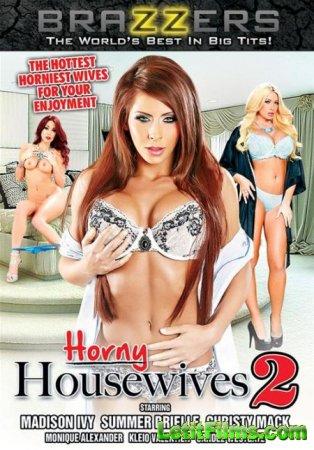 Скачать Horny Housewives 2 / Возбужденные Домохозяйки 2 [2015]
