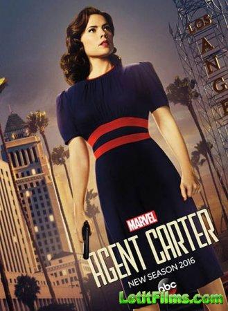 Скачать Агент Картер / Agent Carter - 2 сезон (2016)