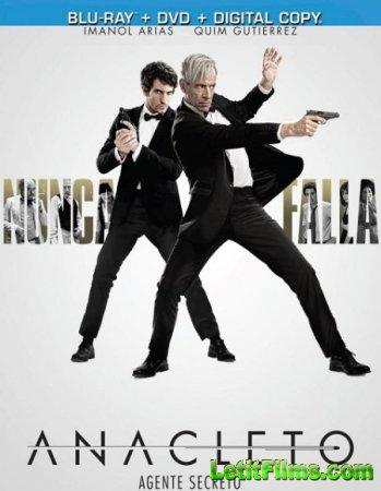 Скачать фильм Анаклет: Секретный агент (2015)