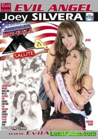 Скачать American She-Male X 4 / Американские Транссексуалы  4 [2013]