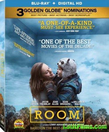 Скачать фильм Комната / Room (2015)