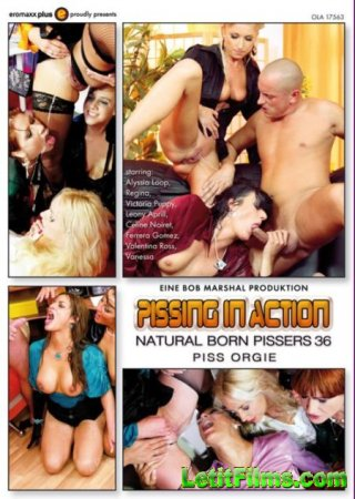 Скачать Pissing in Action - Natural Born Pissers 36 - Piss Orgy / Писс в Де ...
