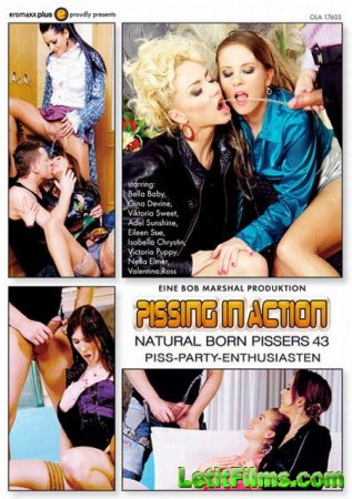 Скачать Pissing in Action - Natural Born Pissers 43 [2015]