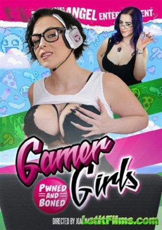 Скачать Gamer Girls Pwned And Boned / Девушки геймеры [2015]