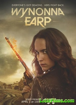 Скачать Вайнона Эрп / Wynonna Earp [2016]