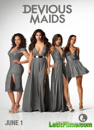 Скачать Коварные горничные / Devious Maids - 4 сезон (2016)