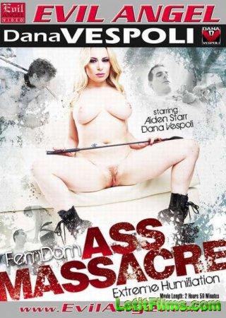 Скачать Femdom Ass Massacre / Доминирование Над Задницей [2014]