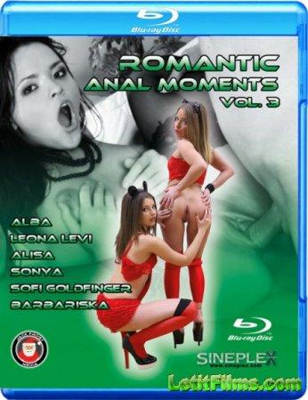 Скачать Romantic Anal Moments 3 / Романтические Анальные Моменты 3 [2016]