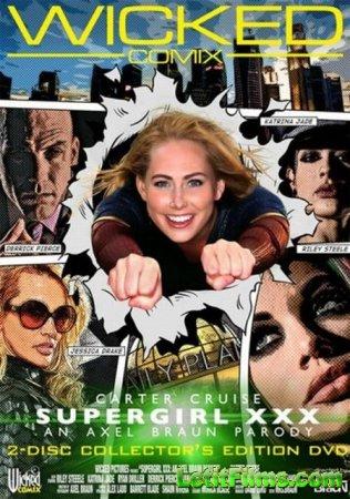 Скачать Supergirl XXX: An Axel Braun Parody / Супергёрл [2016]