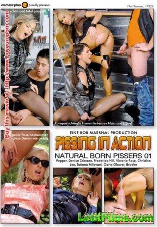 Скачать Pissing in Action - Natural Born Pissers 1 / Писсинг в действии - П ...