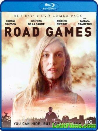 Скачать фильм Дорожные игры / Road Games (2015)