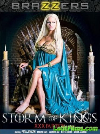 Скачать Storm Of Kings XXX Parody / Гроза Королей: Порно Пародия (2016)