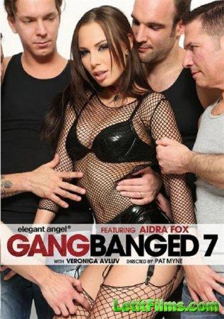Скачать Gangbanged 7 / Групповуха 7 (2016)