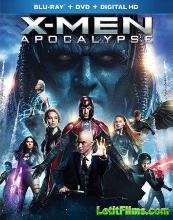 Скачать Люди X: Ап0калипcиc [2016]