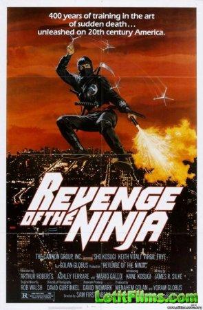 Скачать фильм Месть Ниндзя / Revenge Of The Ninja [1983]