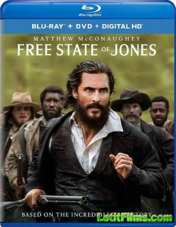 Скачать фильм Свободный штат Джонса / Free State of Jones (2016)