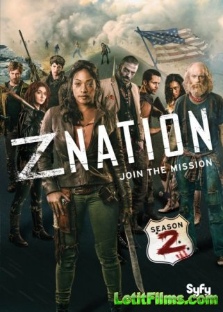 Скачать Нация Z (3-й сезон) / Z Nation 3 [2016]
