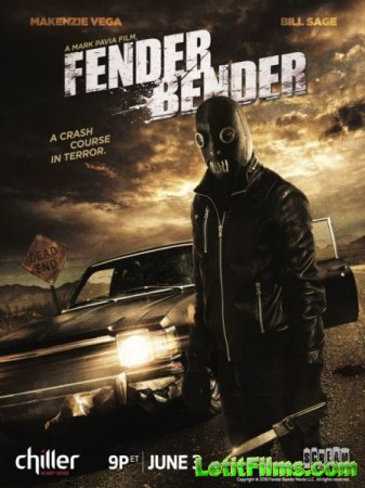 Скачать фильм Небольшое ДТП / Fender.Bender (2016)