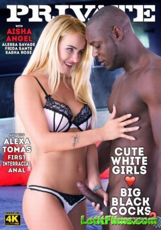 Скачать Private Specials 155: Cute White Girls Love Big Black Cocks 2 / Кра ...