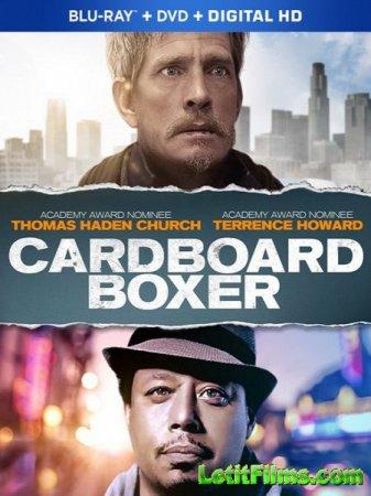 Скачать фильм  Боксер-марионетка / Cardboard Boxer (2016)
