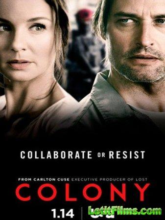 Скачать Колония / Colony - 2 сезон (2017)