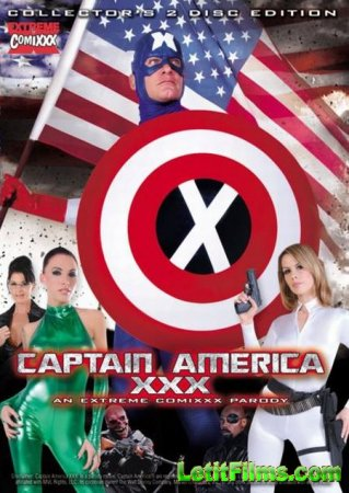 Скачать Captain America XXX: An Extreme Comixxx Parody / Капитан Америка XX ...