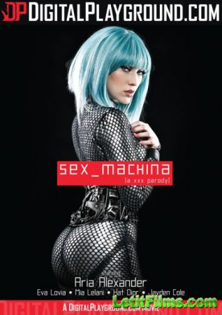 Скачать Sex Machina: A XXX Parody / Секс Машина: XXX Пародия [2016]